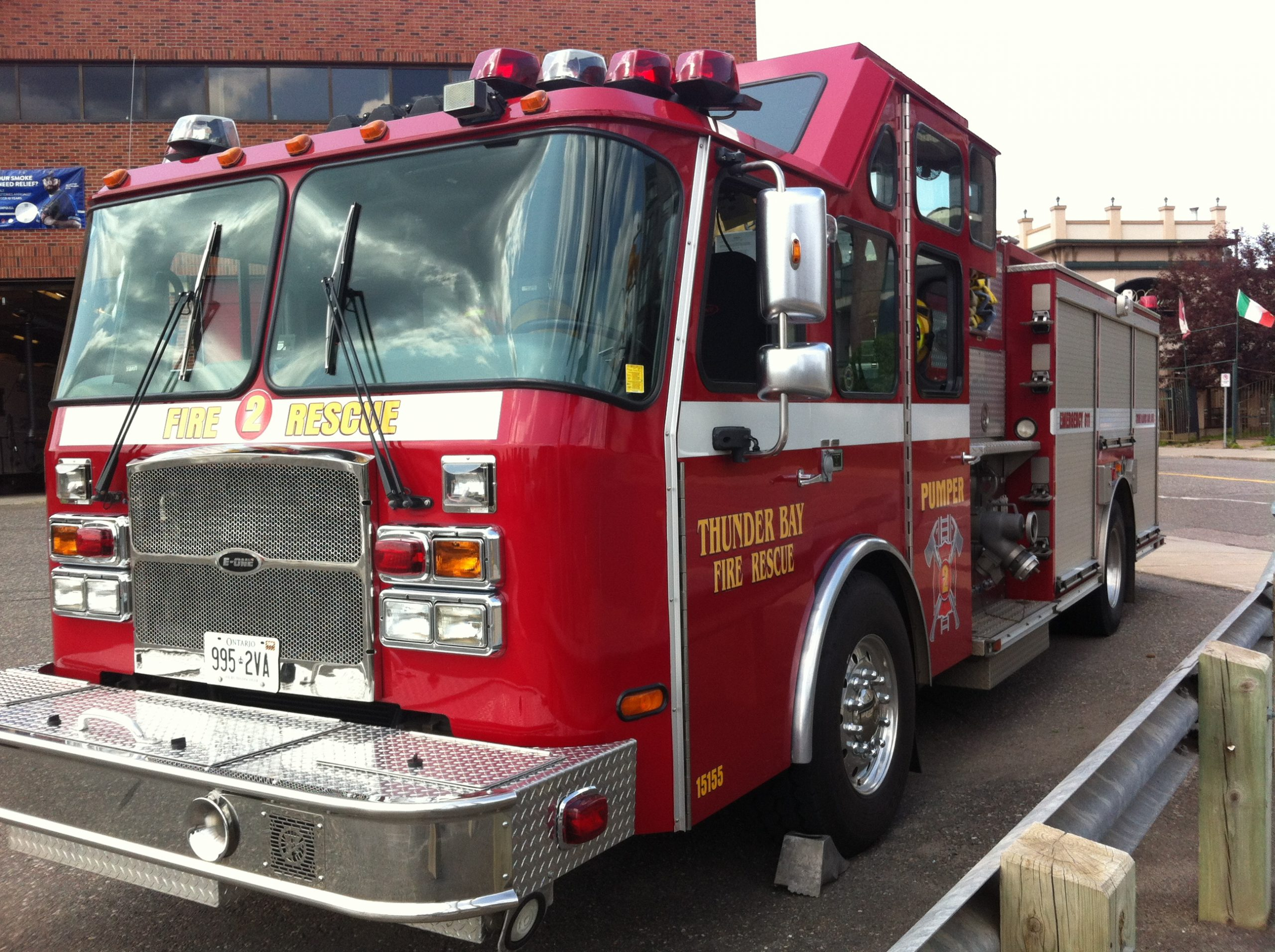 Firefighters Called To Natural Gas Leak