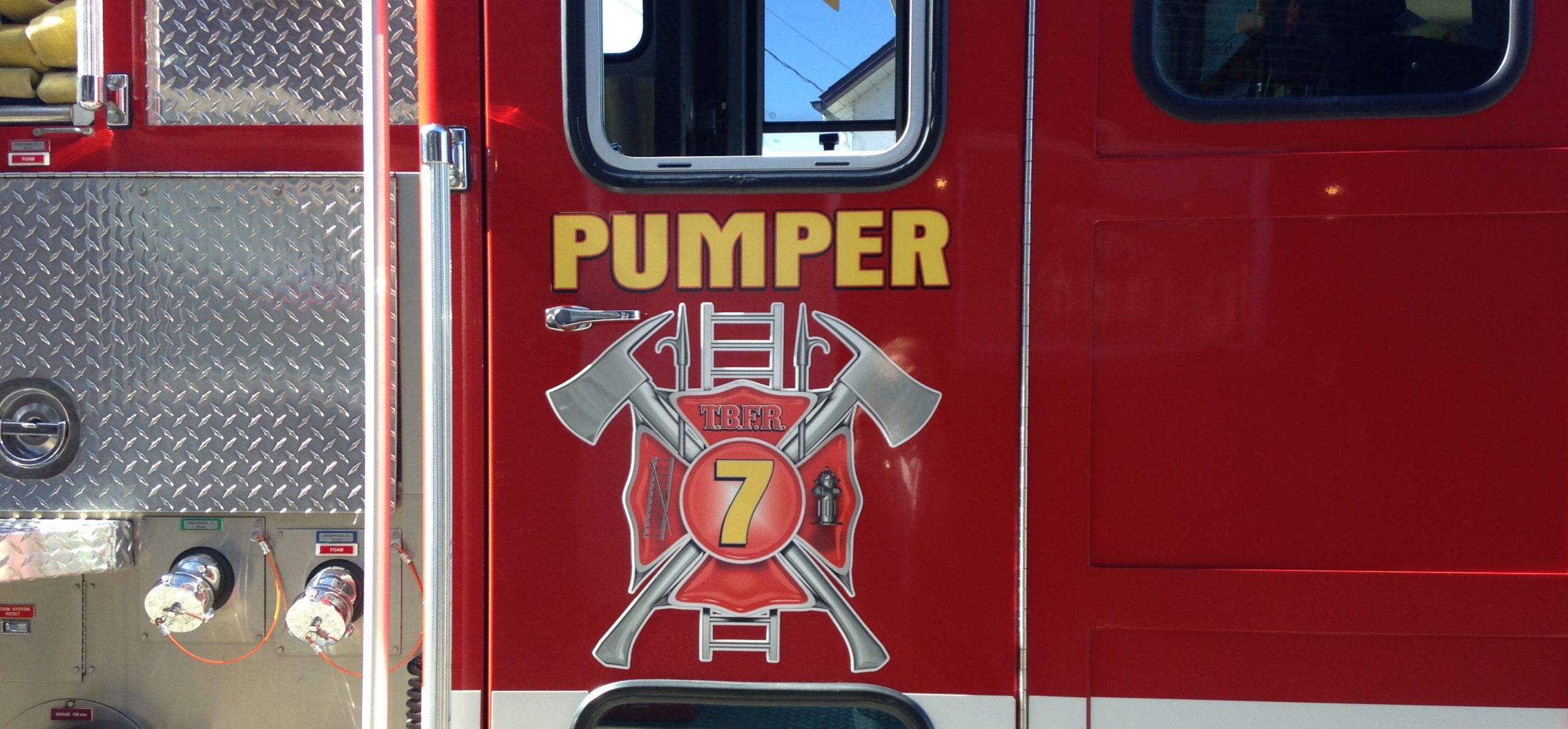 No Injuries From Ray Boulevard Fire