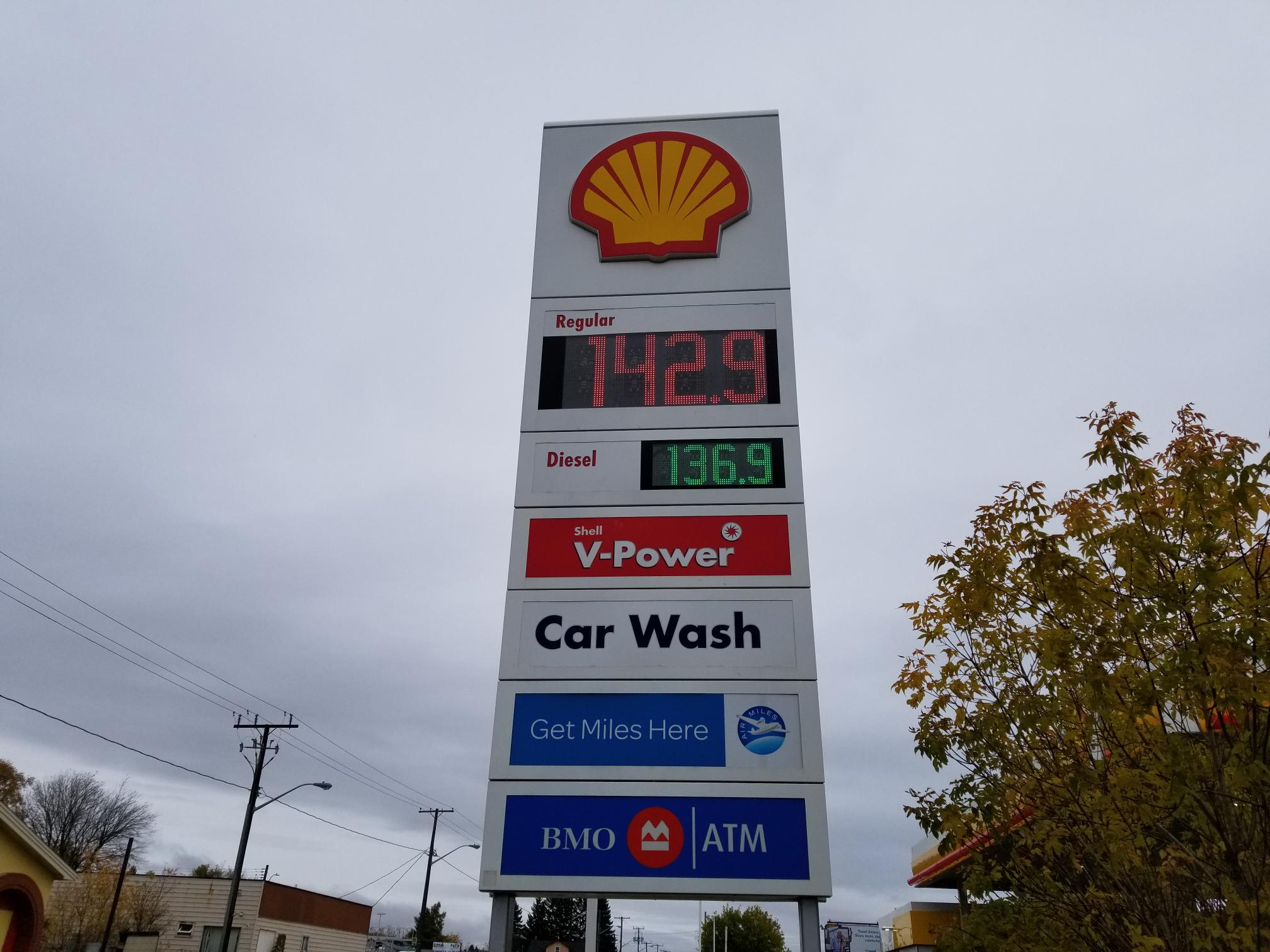 Gas Prices Could Drop
