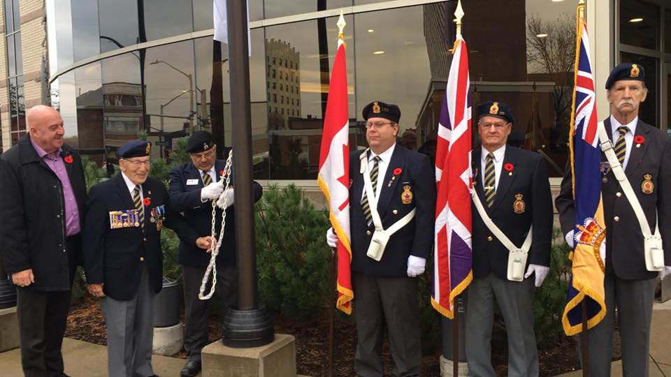 Legion Poppy Campaign Underway