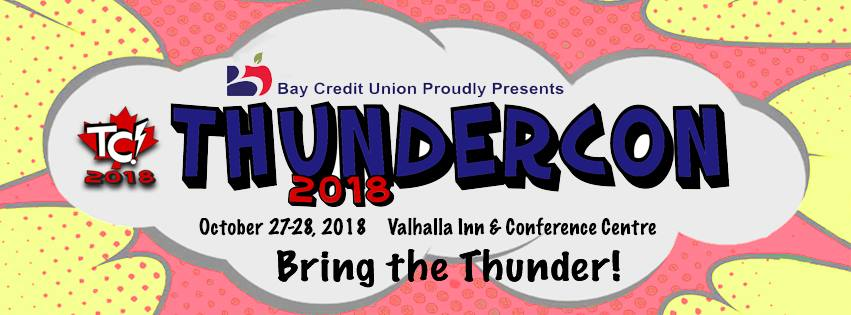 ThunderCon Celebrating Geek Culture