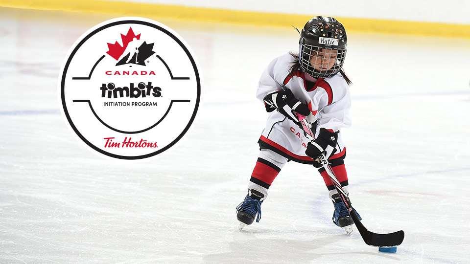 Tim Horton's Partners With Hockey Canada