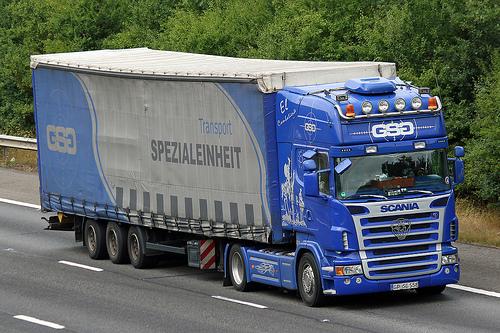 Truck Driving Classes Start In Region