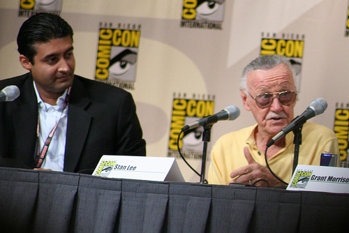 Marvel's Stan Lee Passes Away