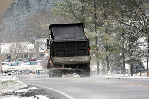 New Winter Road Maintenance Standards In Place
