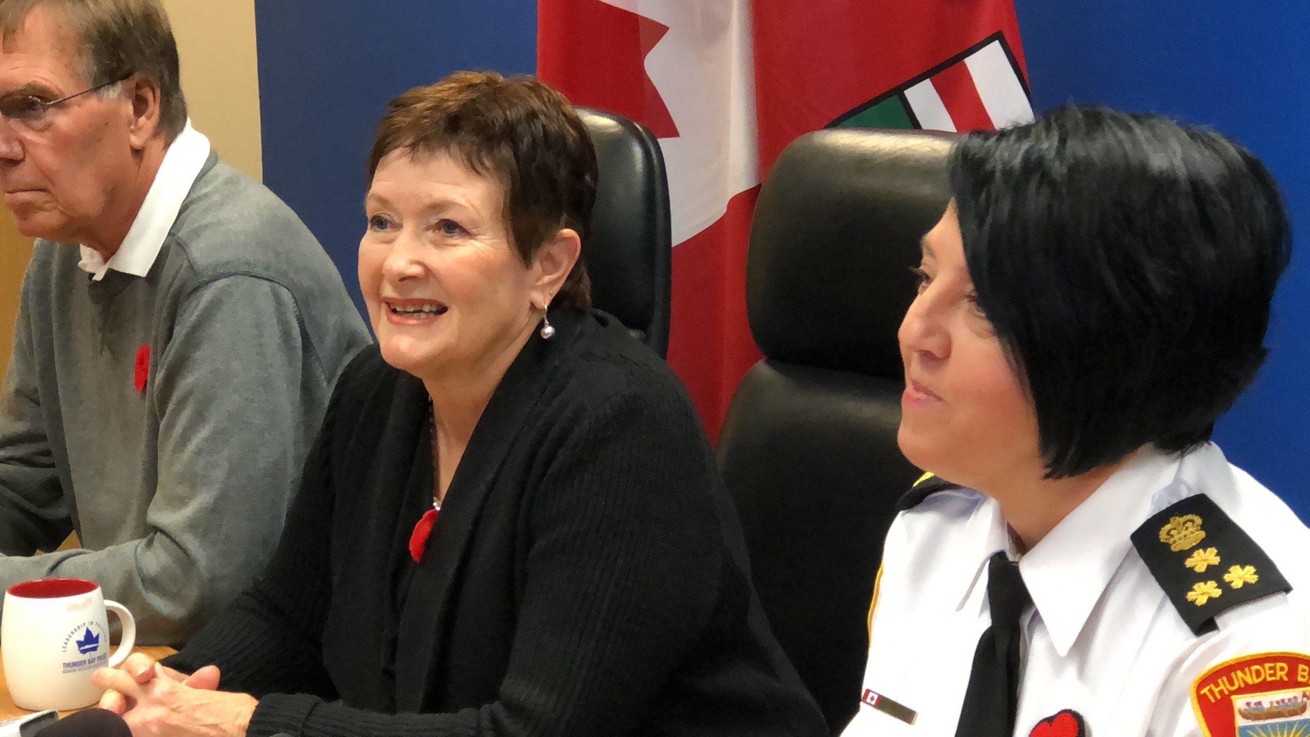 Sylvie Hauth Announced As Police Chief
