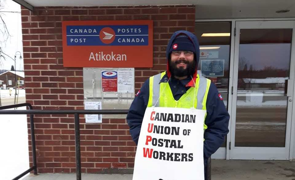 CUPW Upset Over Back To Work Bill