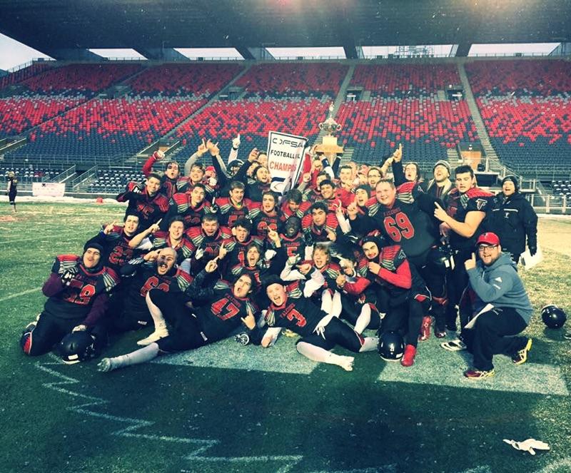 St. Ignatius Falcons Win The Metro Bowl