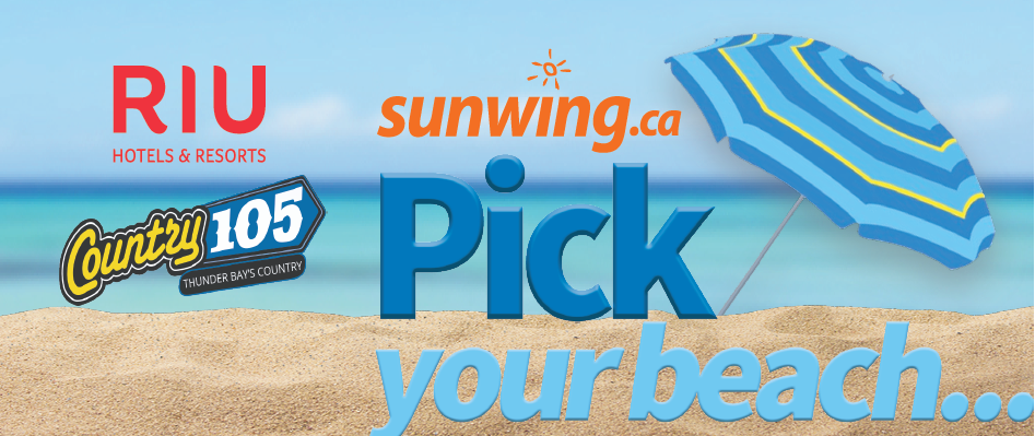 Pick your Sunwing Beach Winner!