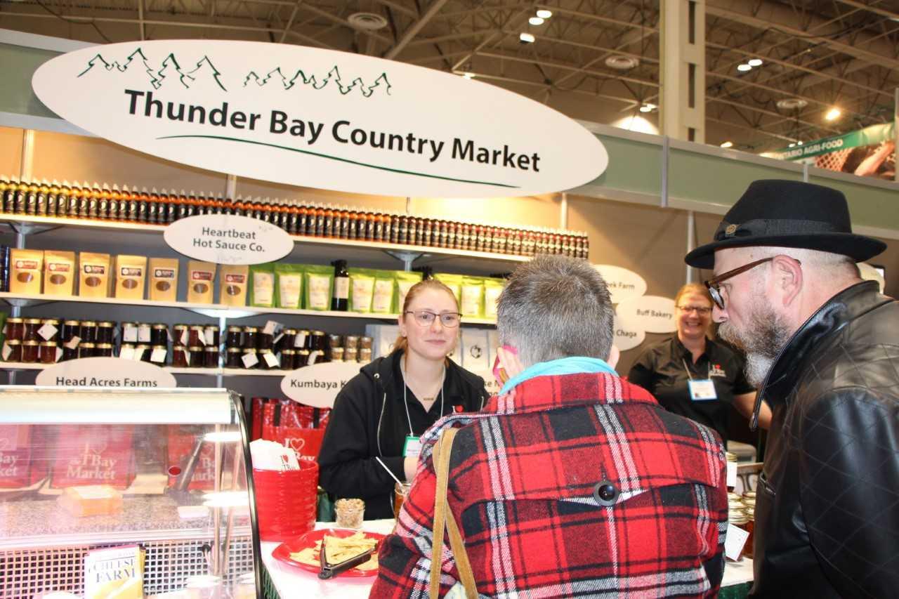 Country Market At Royal Fair
