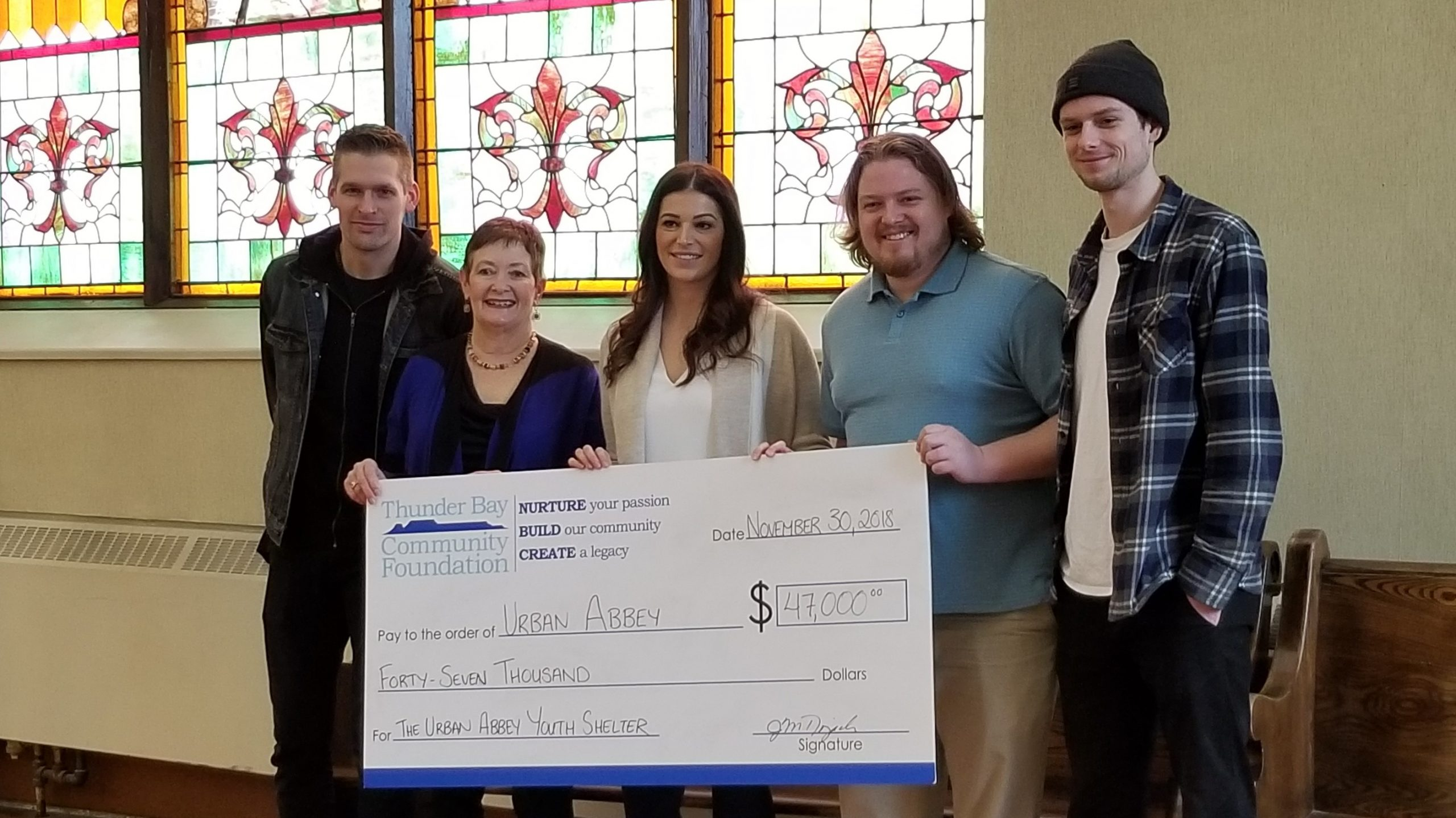 Urban Abbey Youth Shelter Gets $47K