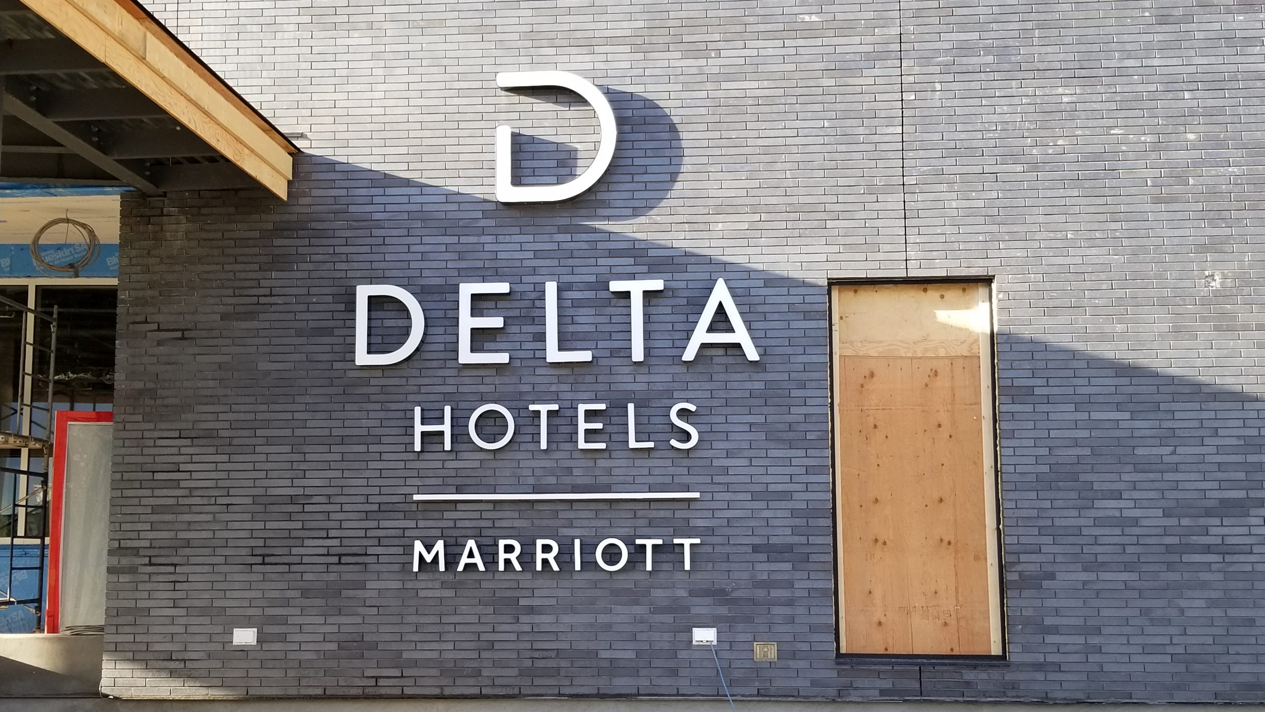 Waterfront Hotel Opening Delayed