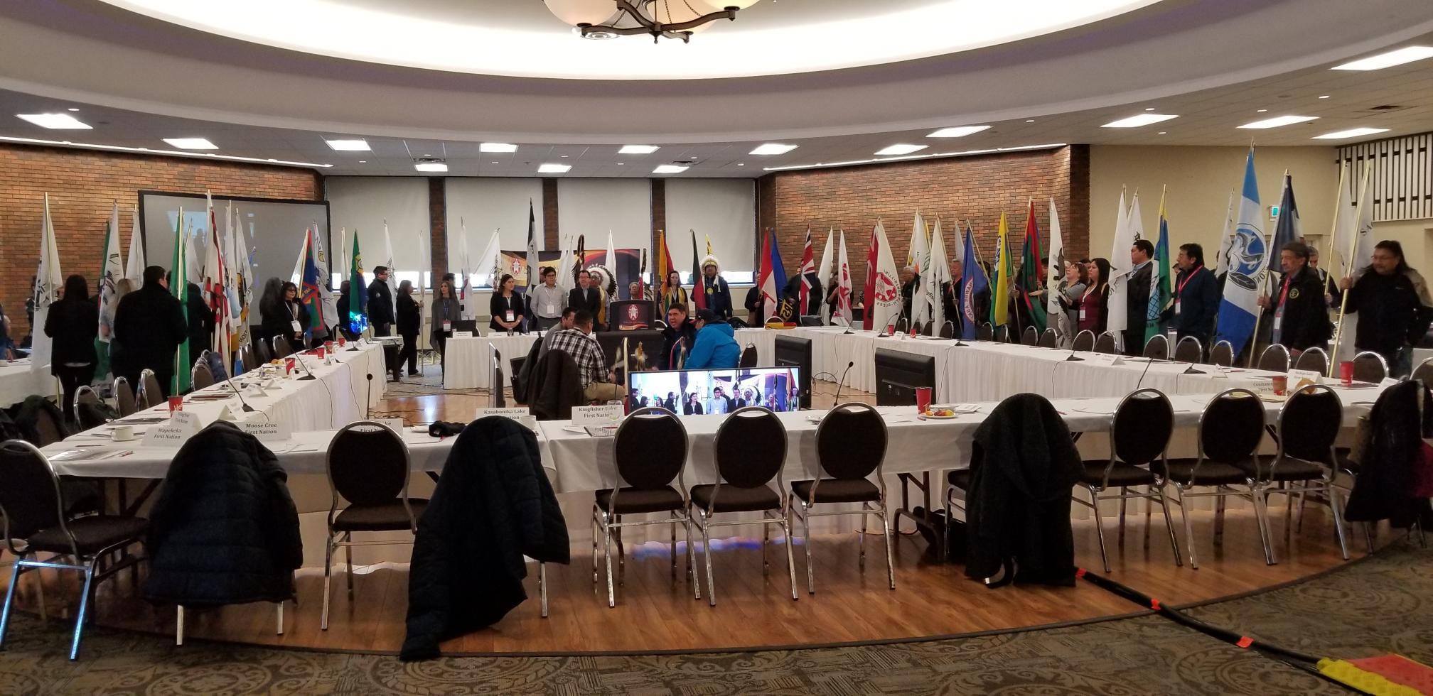 NAN Chiefs Meet In Thunder Bay