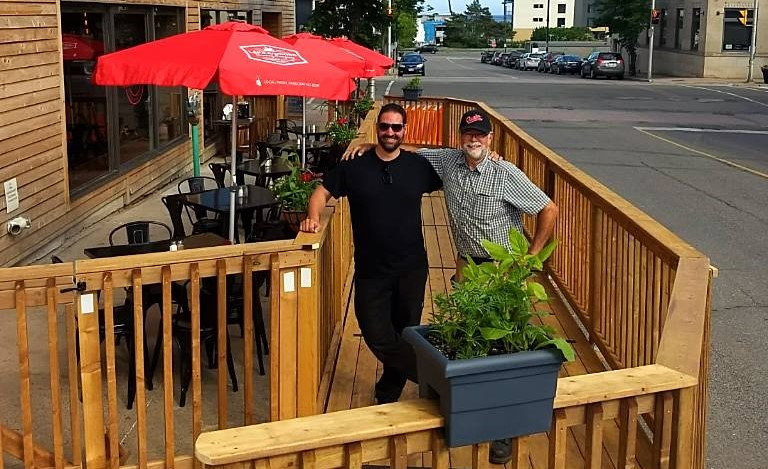 Patios: City Wants Your Opinion