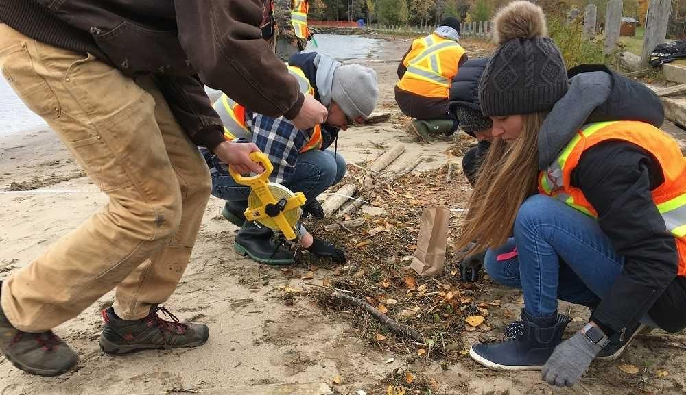 Plastic Found At Chippewa