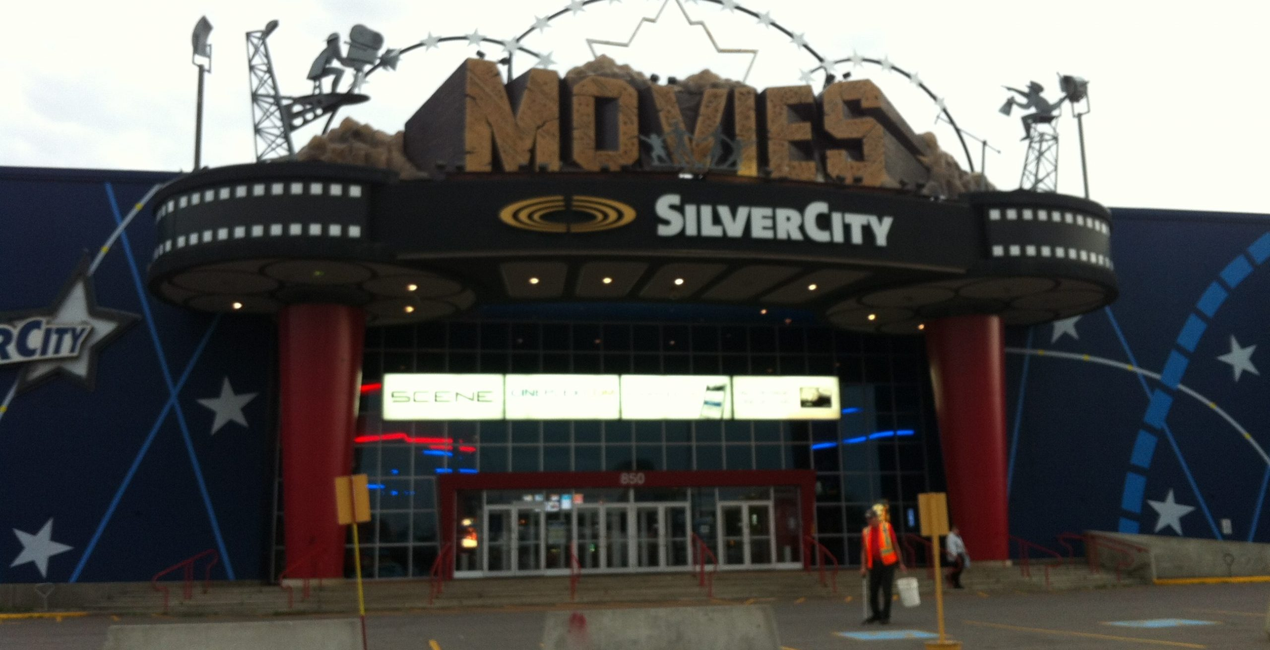 Cineplex Applies To Serve Liquor: Your Thoughts