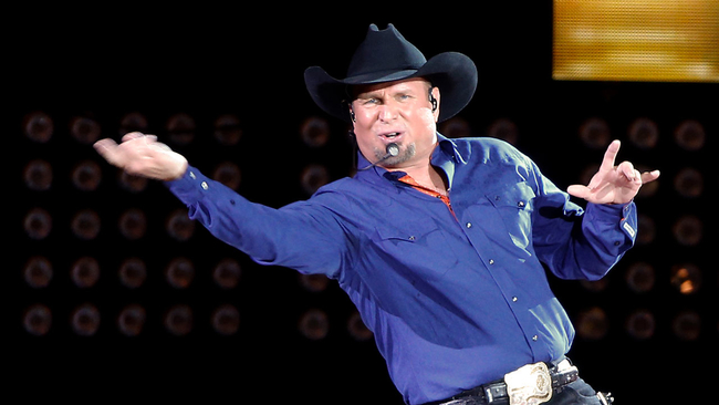 Garth Brooks Playing a Show in Minneapolis!