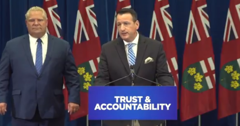Rickford Defends PC Climate Plan