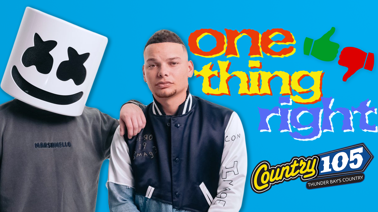 Should we Play the New Kane Brown Song?   Country 105