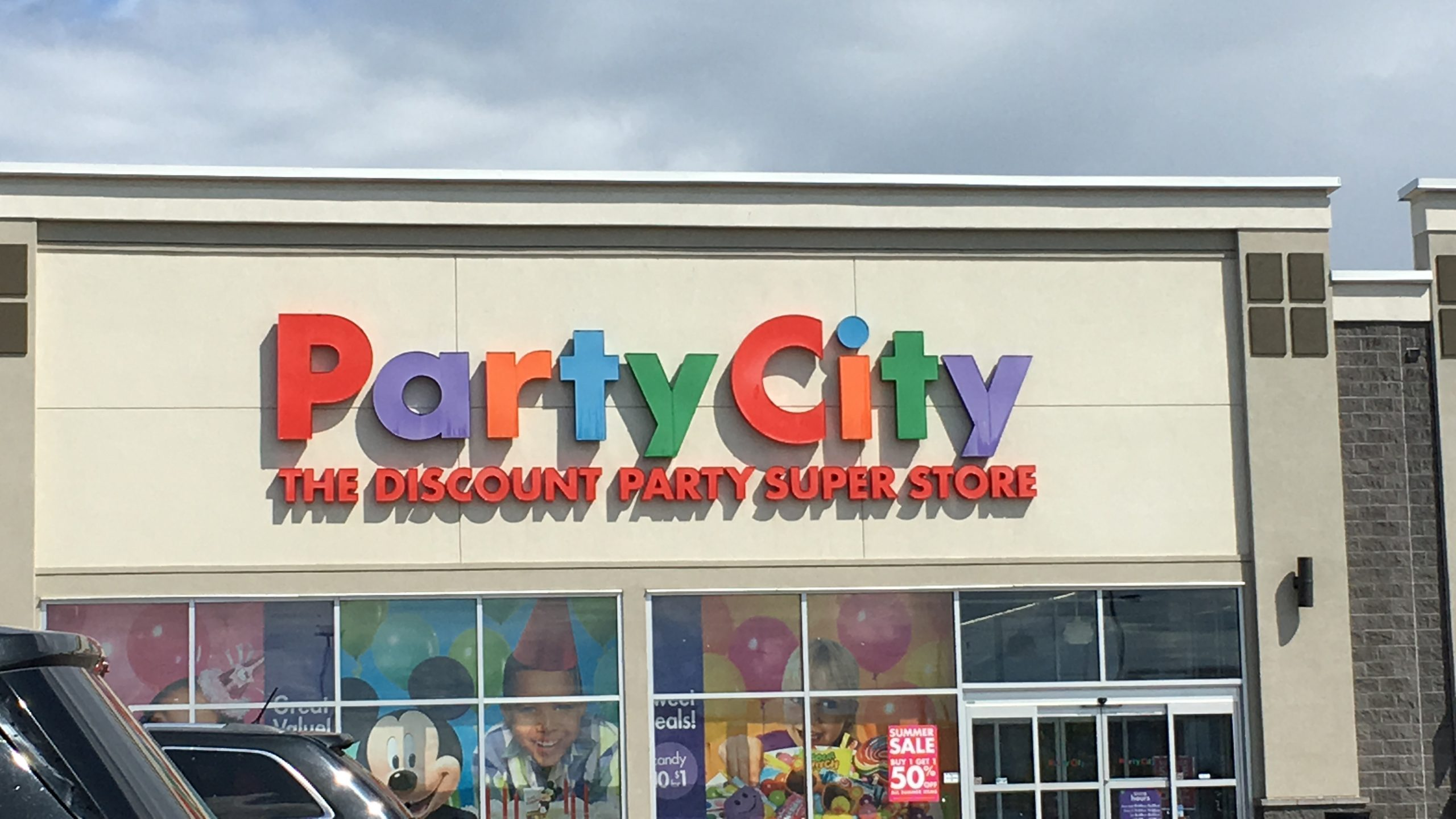 Canadian Tire Buying Party City | Country 105 | Thunder