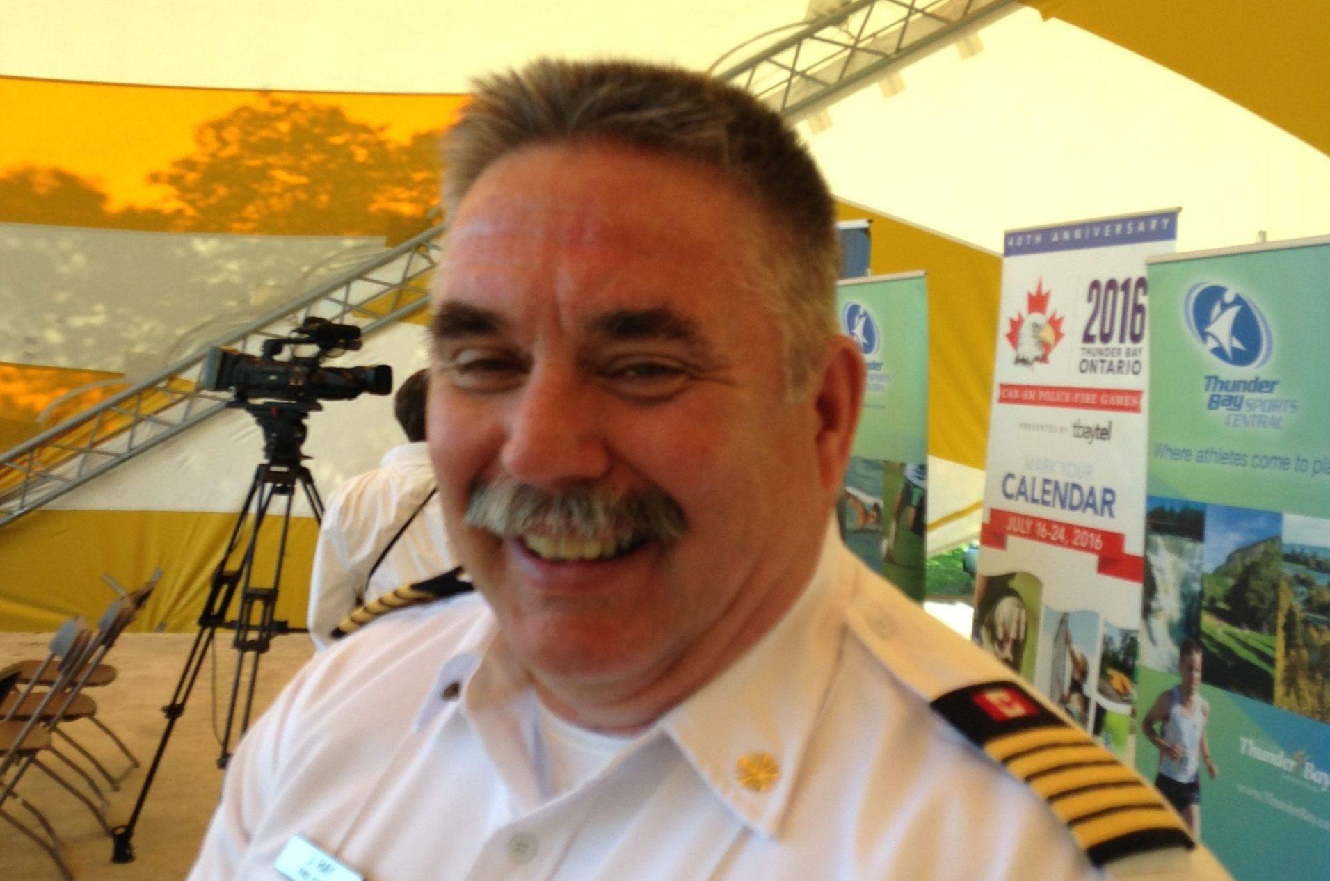 Firefighter Recruits Graduate