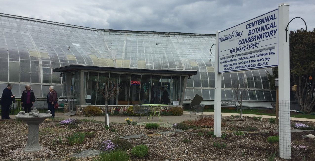Conservatory Supporter Wants Repairs Funded