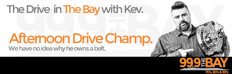 The Drive on the Bay with Kevin Knough
