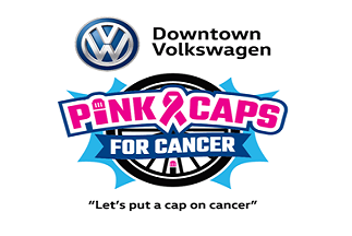Pink Caps for Cancer