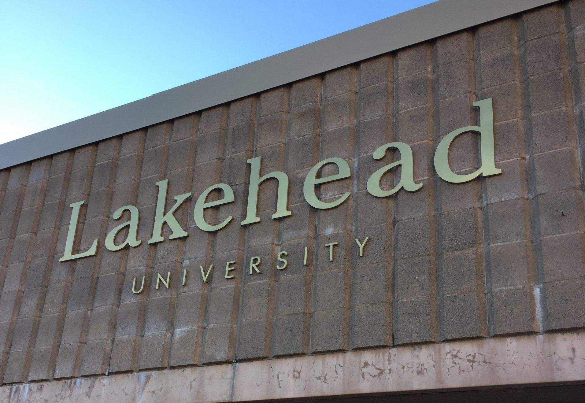 Research Money Going To Lakehead University