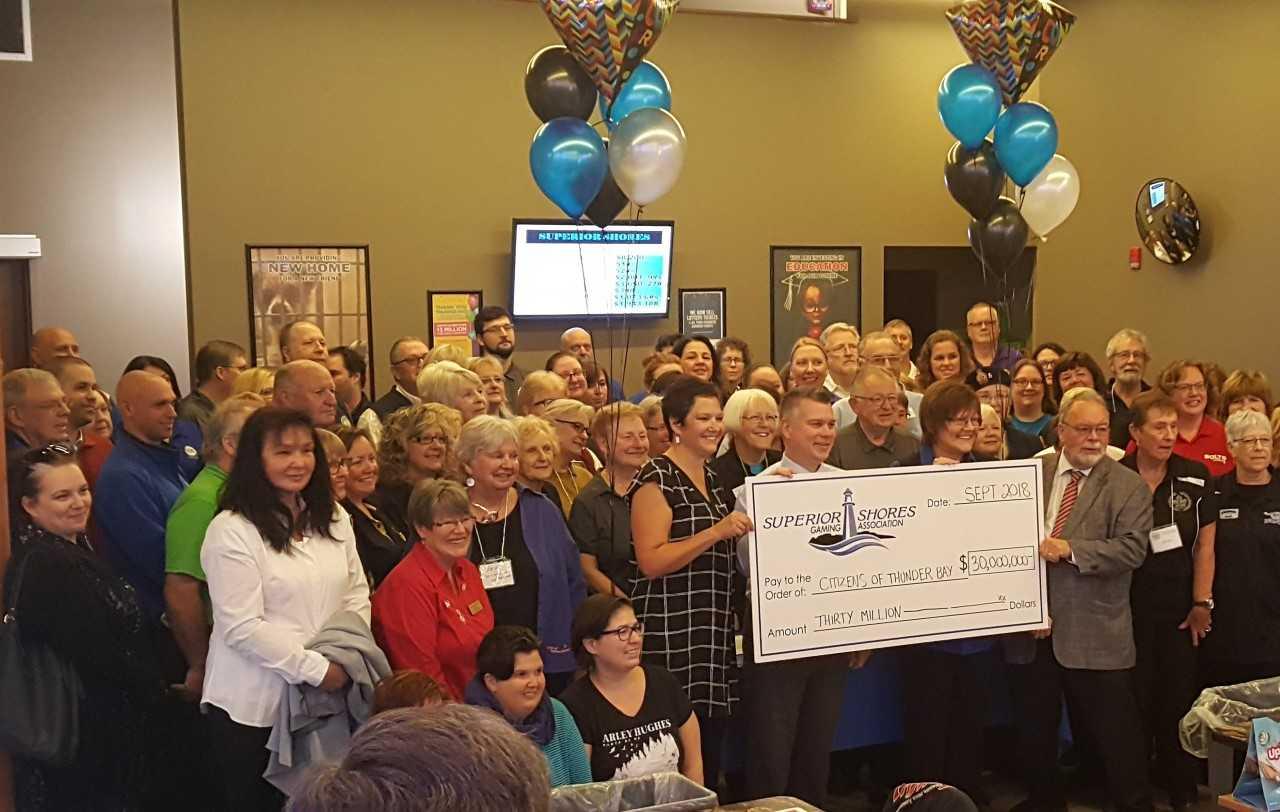Charitable Gaming Marks $30M Donated