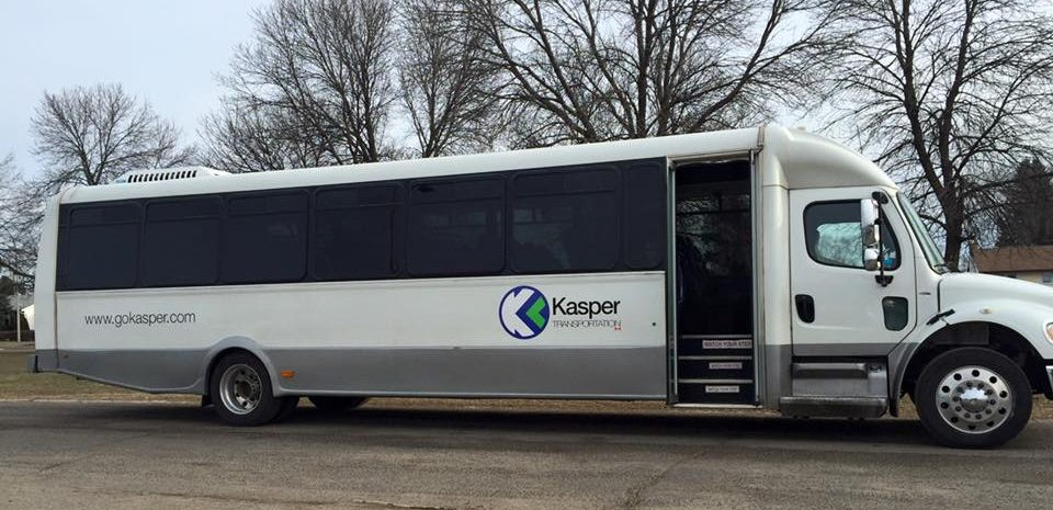 Greyhound Done, Local Company Steps In