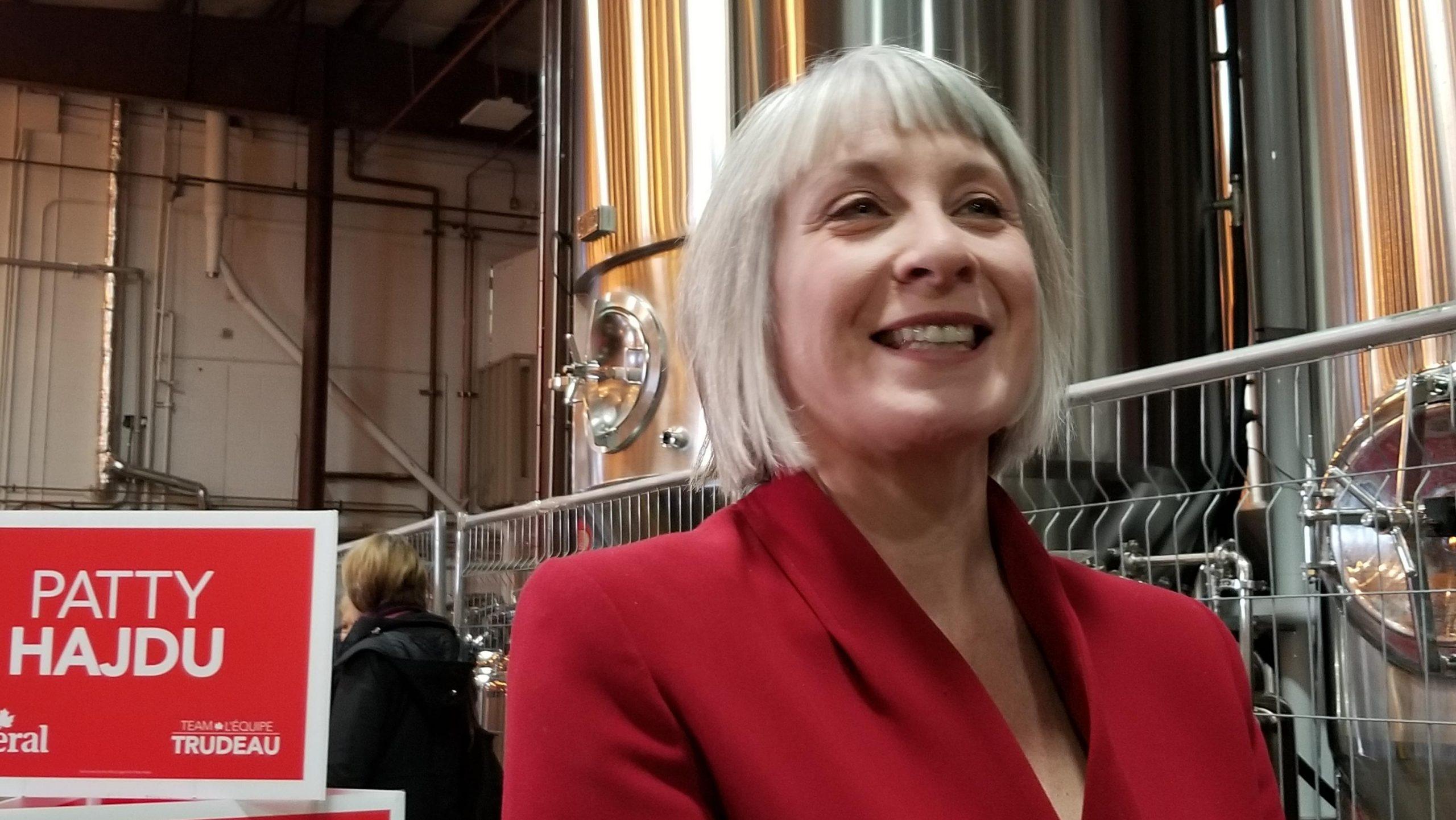 Hajdu Confirmed As Liberal Candidate