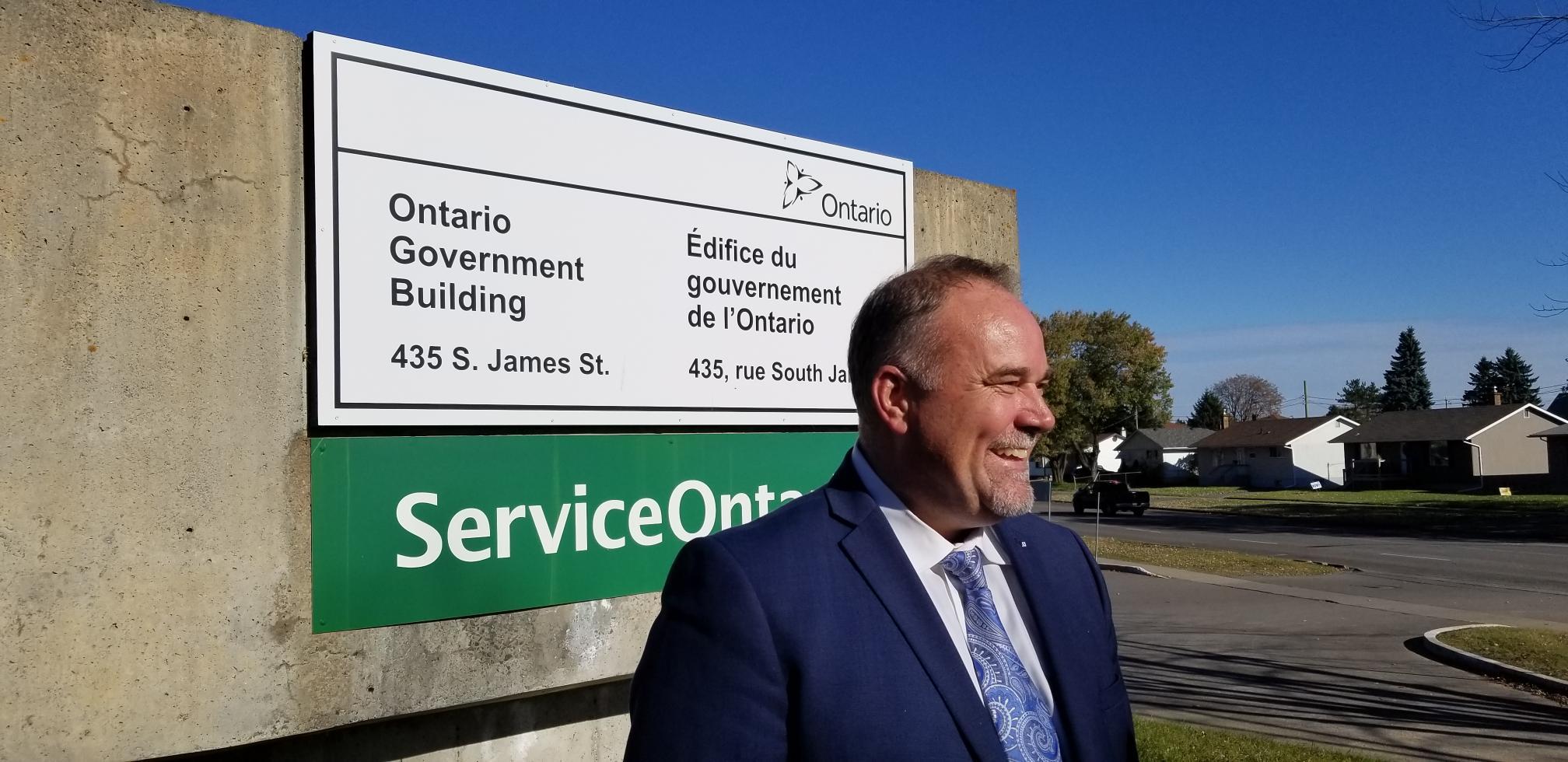 No Government Job Losses In Thunder Bay