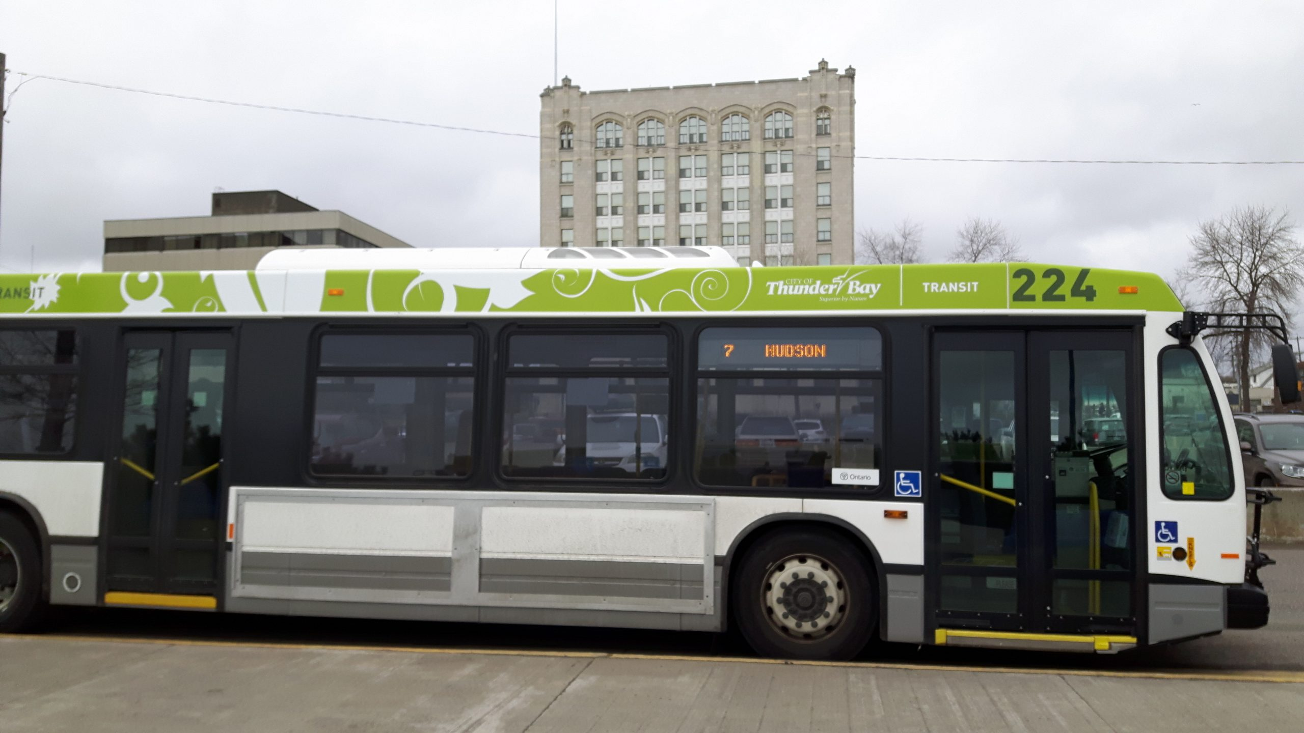 Protective Shields Discussed For Transit Drivers
