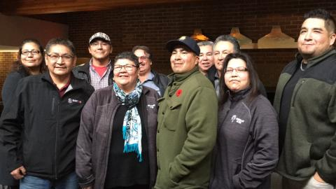 First Nations Sign Unity Agreement On Highway Twinning