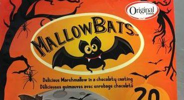 Halloween Treats Recalled