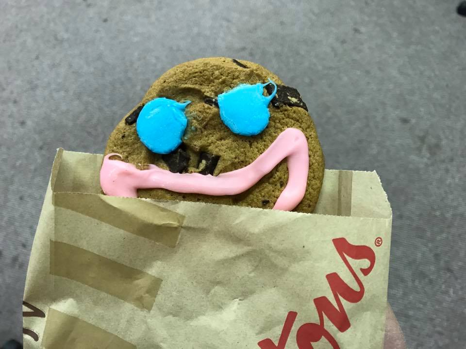 Smile Cookies Give Back