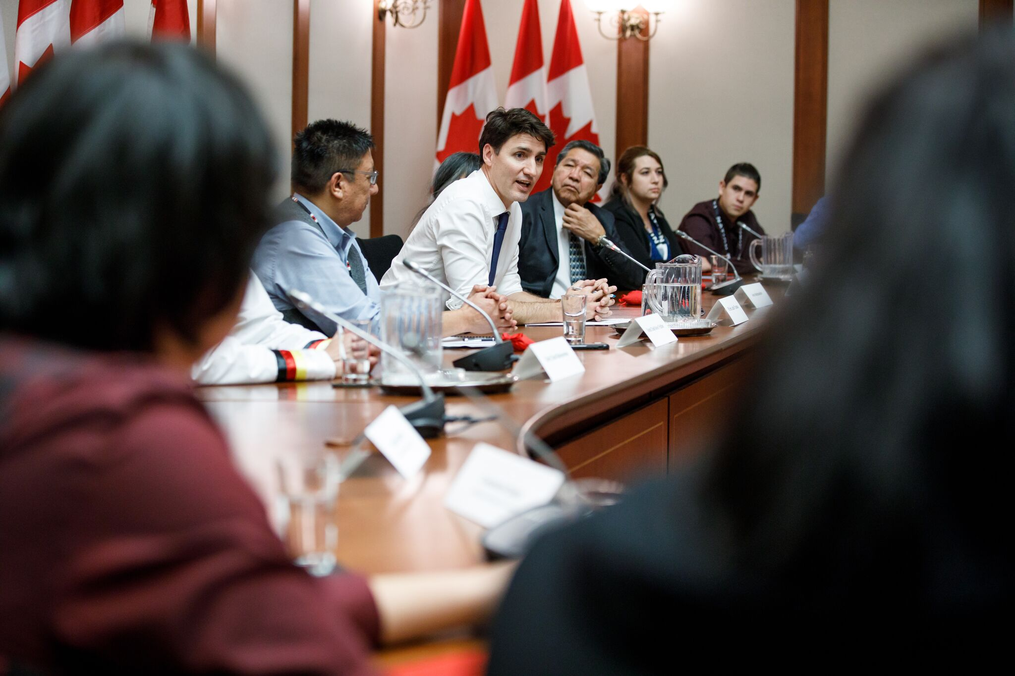 NAN Youth Meet with PM