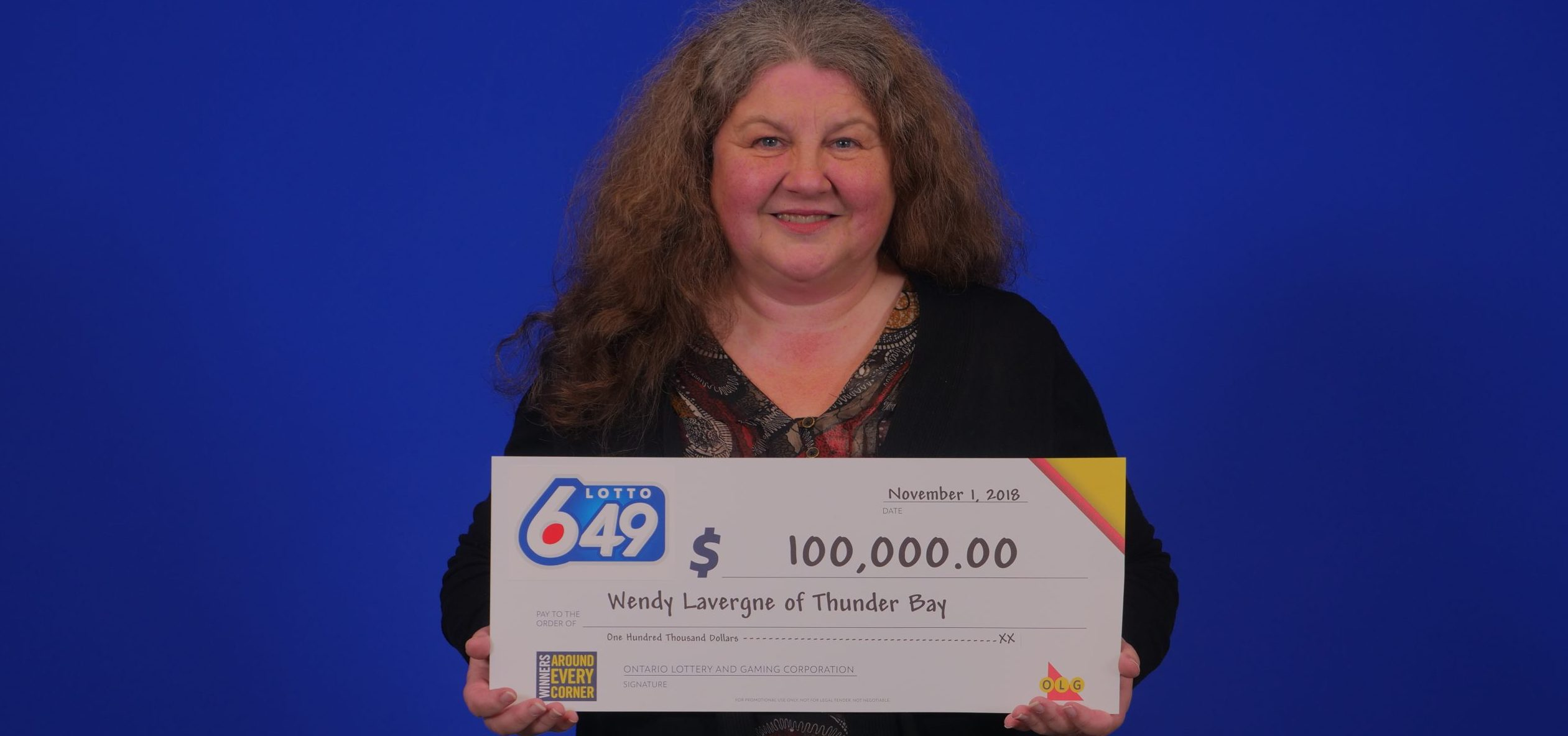 Another Local Wins Big In Lotto Draw