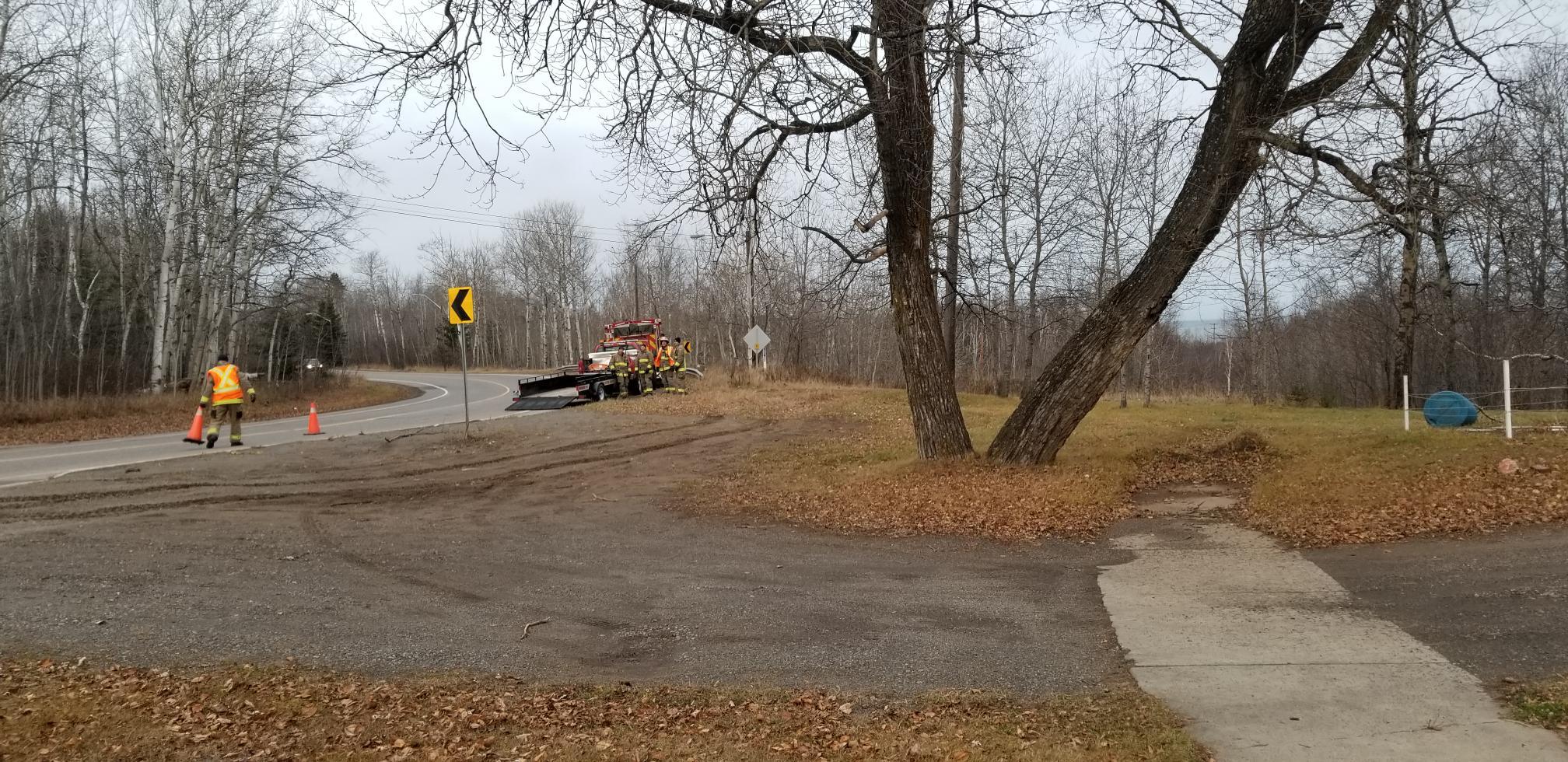 Body Found On North Side