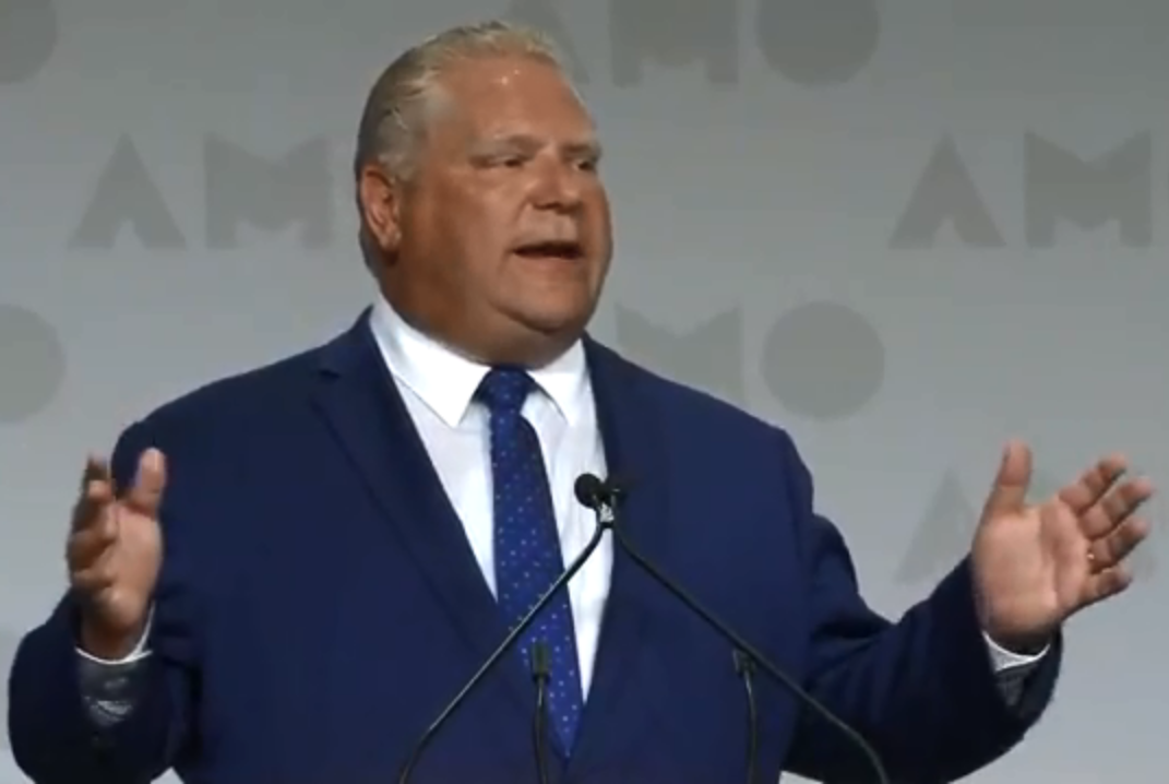 Ford Shuffles Cabinet