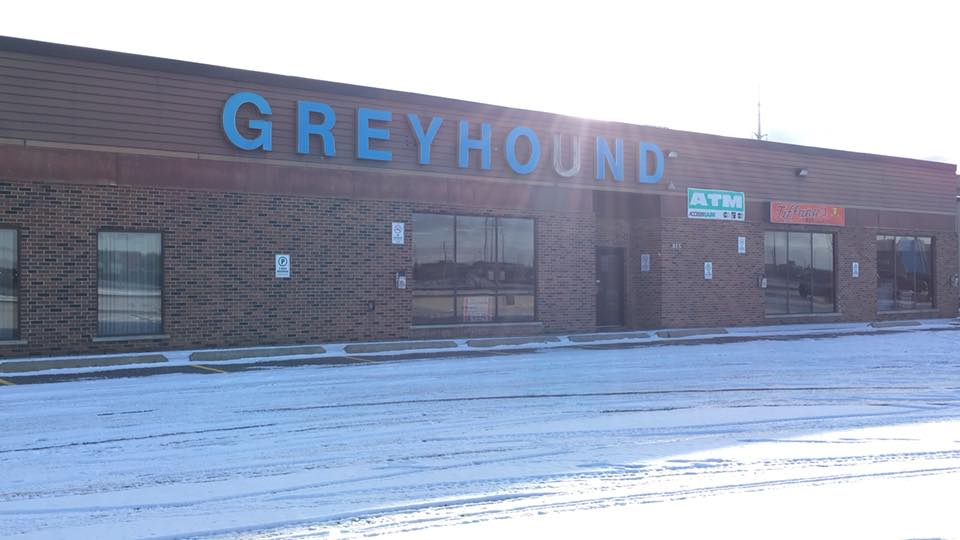 Company Approved To Use Greyhound Lot