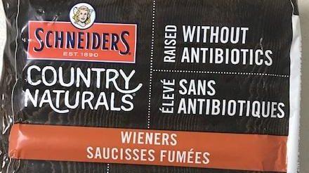 Wiener Recall Issued