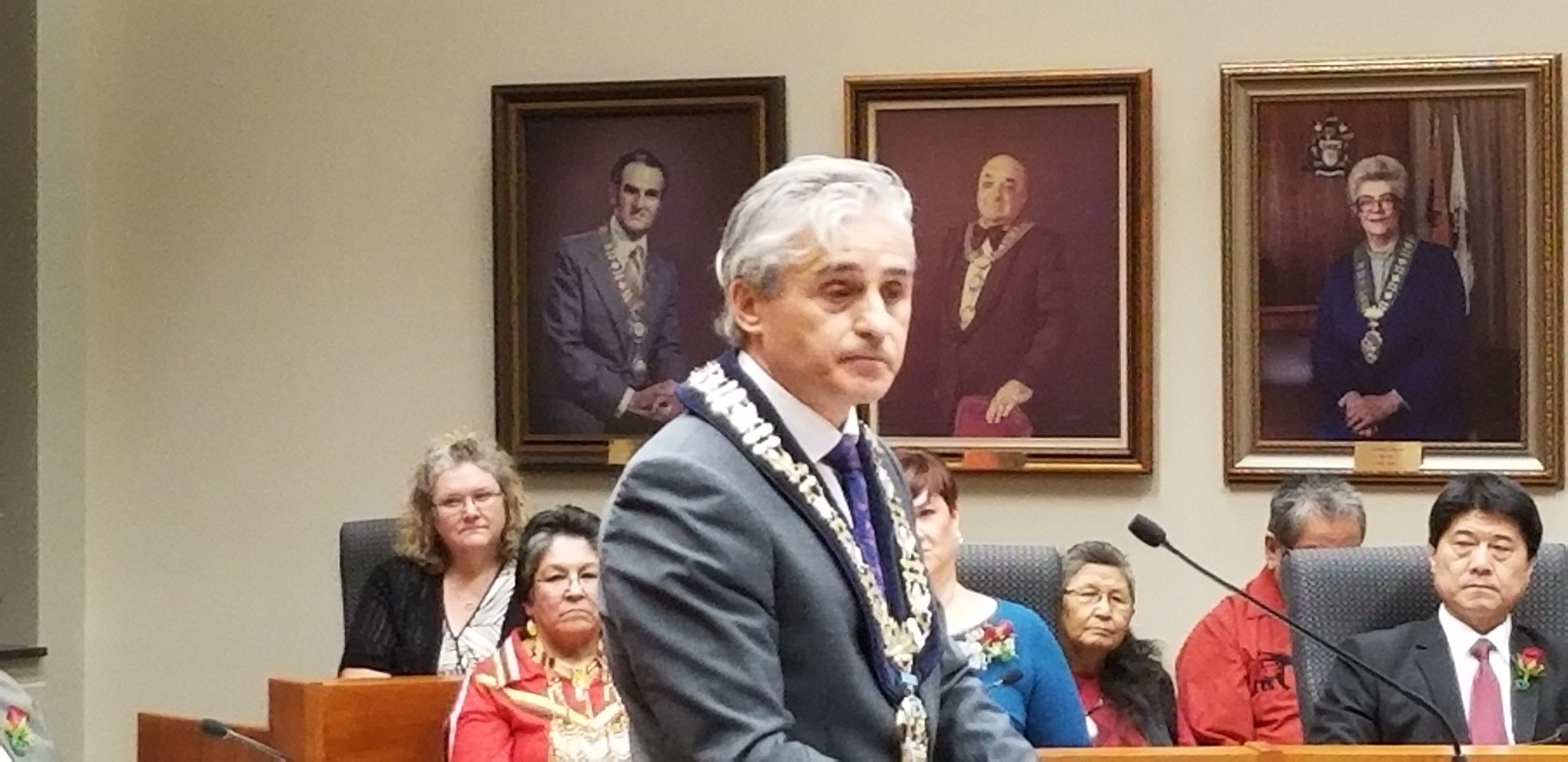 Mayor Remaining Cautious With Budget