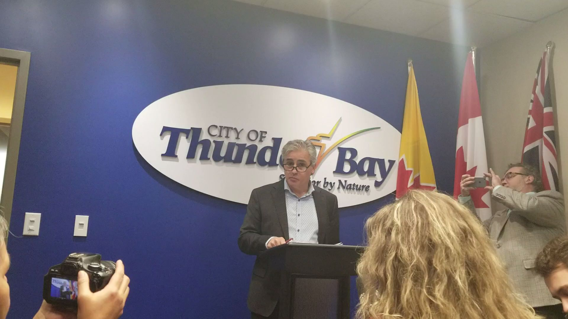 Mayor Frowns On Administrator Power