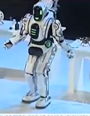 Robot Ruse