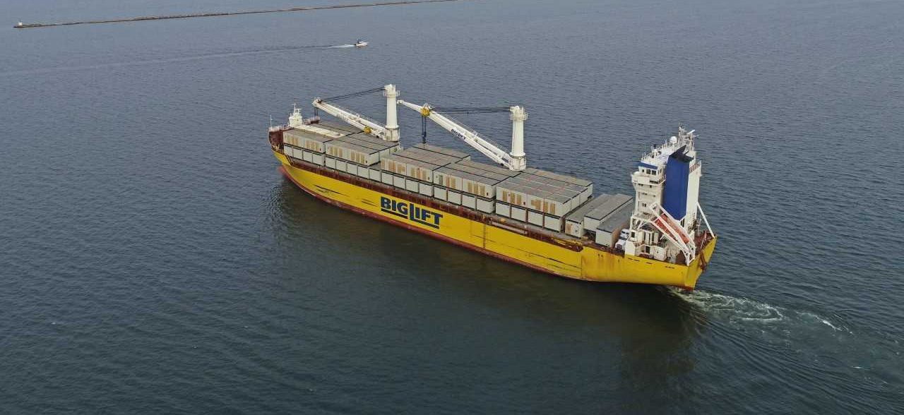 Port Sees Plenty Of Saltie Traffic