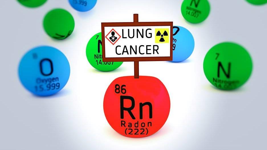Test For Radon: Lung Association