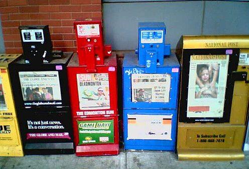 Globe & Mail Opening Local Bureau