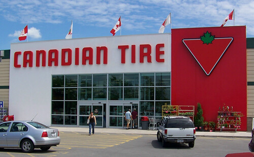 Canadian Tire Restricts Ontario Stores